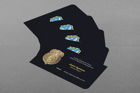 Law enforcement business cards law enforcement business cards houston tx choice image card reheart Choice Image